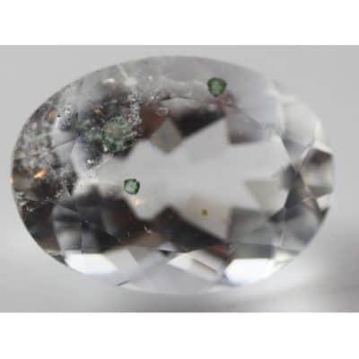 Trapiche Quartz with Clinochlorite