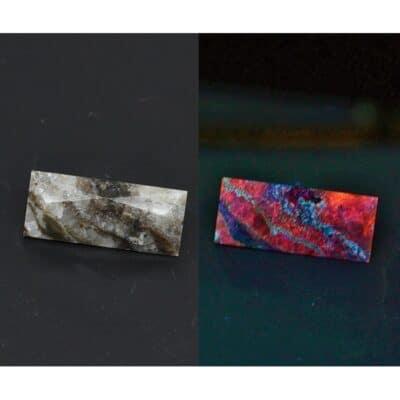Fluorite-Calcite