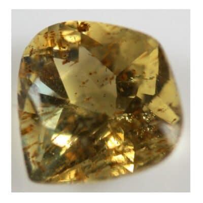 Quartz Citrine with Cacoxenite
