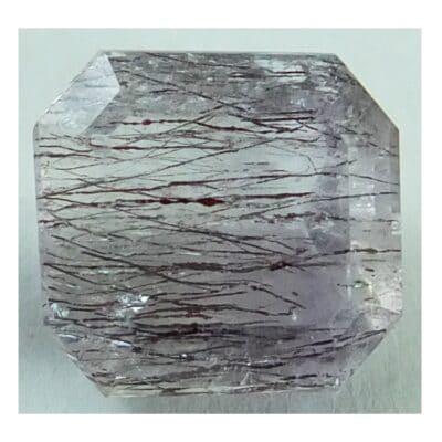 Quartz with Lepidochrosite